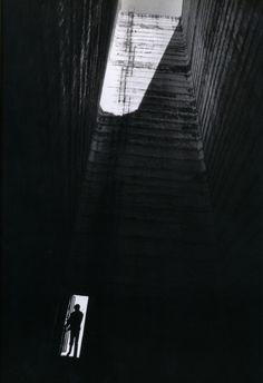 Rene Burri, Tower by Luis Barragan, Mexico City, 1969 Mexico City, Portrait Male, Street Photography, Art Photography, Vintage Photography, Tower Design, Foto Real, Magnum Photos, Photo Black