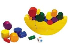 Goki balance on the moon game, steiner montessori style group game, christmas | eBay