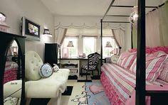 whimsical children rooms decor   Whimsical & Tasteful Children's Rooms - The Inspired Room