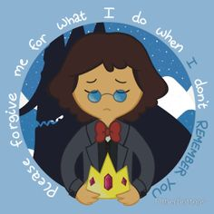 I Don't Remember You by ~Otherbuttons on deviantART Ice King Adventure Time, Abenteuerzeit Mit Finn Und Jake, Land Of Ooo, Finn The Human, Jake The Dogs, What Time Is, Animated Cartoons, Steven Universe, Tshirt Colors