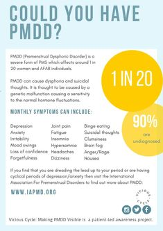 International Association for Premenstrual Disorders - learn about premenstrual disorders (PMDD & PME) symptoms, diagnosis, treatment, care and support resources. Health And Nutrition, Health And Wellness, Women's Health, Health Benefits, Pmdd Symptoms, Pms Remedies, Premenstrual Dysphoric Disorder, Natural Add Remedies, Health And Fitness