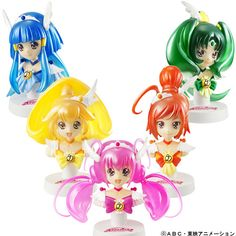 Smile Pretty Cure! mask set