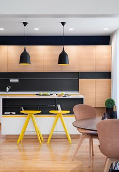 Mid-Century Inspired Apartment in Lozenetz, Bulgaria - Form & Frame