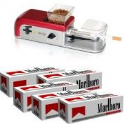 Easy Roller Compact 2 + 1000 Marlboro Red