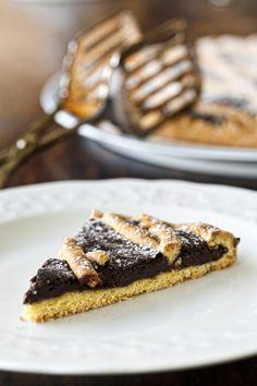 Crostata al cioccolato - (C) giulioriotta.com