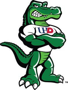 Information about University of Houston-Downtown Gators, a college team from Houston, Texas, including website, logos and social media links Gator Logo, Soccer Logo, University Of Houston Downtown, Rick And Morty Tattoo, Sports Graphics, Logo Sign, Furry Art, Cool Artwork, Pop Art