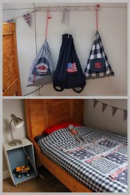 Ak at home : kids * boys room