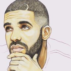 See all the best artistic interpretations of Drake on wmag.com.