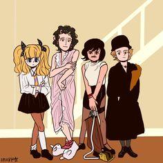 We Are The Champions, Queen Art, John Deacon, Freddie Mercury, Rock And Roll, Fan Art, Cute, Anime, Break Free