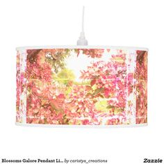 Illuminate your home with Blossom lamps from Zazzle. Choose from our pendant, tripod or table lamps. Find the right lamp for you today! Ceiling Lamp, Pendant Lamp, Blossoms, Table Lamp, Floral, Paris, Lighting, Home Decor, Flowers