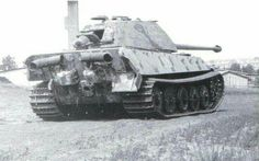 Panzer VI Ausf B  King Tiger with a Porshe  turret