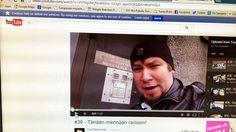 Vlogaaja uskoo suomalaisten innostuvan videopäiväkirjasta