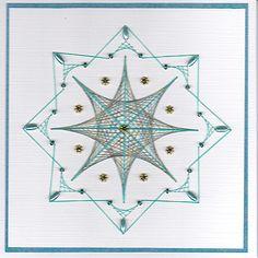 Emelie's Design Card Stitching Pattern - ED117