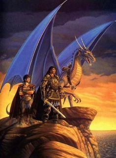 Dragonriders of PERN Art