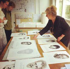 Studio Marlene Dumas