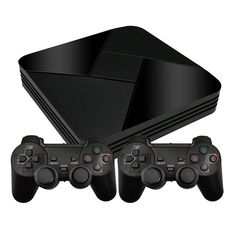 Powkiddy B-01 (128G Wireless) - US$68.19 (coupon: BGPWB0104) 📉 40000 Games Retro TV Games Console 2.4G Wifi Android 7.1 TV Box for PS1 N64 ATARI MD FC Classic Games Player support Download Games GameBox - 128G / Wireless #Powkiddy #B01 #Retro #TV #Games #Console #banggood #видеоигра #coupon #купон 1840489 Games Box, Mini Games, Wifi, Tv Game Console, Global Tv, Game Sales, Tv Videos, Consumer Electronics, Retro