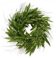 You could find more details by visiting the image link. (This is an affiliate link and I receive a commission for the sales) Laurel Leaves, Bay Leaves, Joanna Gaines Style, Wreath Supplies, Leaf Garland, Laurel Wreath, Trendy Tree, How To Make Wreaths, Art Logo