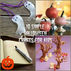 10 easy and fun halloween crafts for kids