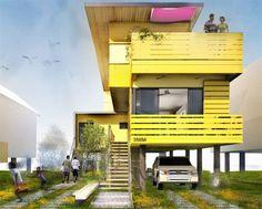 As casas ecológicas modernas podem ser muito confortáveis  - http://www.casaprefabricada.org/casas-ecologicas-modernas-podem-ser-muito-confortaveis