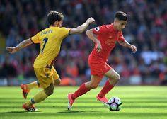 Blog Esportivo do Suíço:  Coutinho faz golaço, mas com 2 de Benteke, Crystal Palace vira sobre o Liverpool