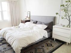 one room challenge // bedroom reveal!