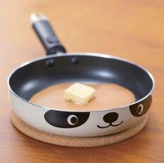 Mini Panda Skillet  $36.00