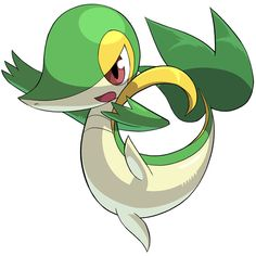 #snivy #pocketmonsters #anime #pokemon