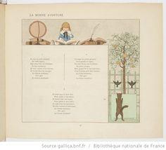 Vieilles chansons et rondes pour les petits enfants, notées avec des accompagnements faciles / par Ch. M. Widor ; Illustrations de M. Boutet de Monvel - 49