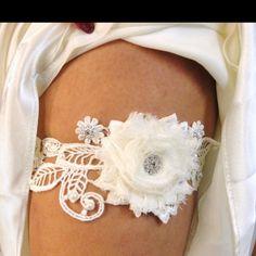Love this garter!