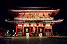 Oudste gebouw van Tokio
