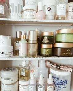 Beauty product hoarding may be an actual medical condition. @Tay #skincareproducts