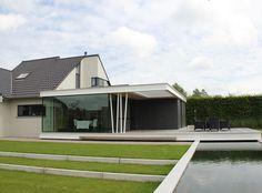 Mijn Huis Mijn Architect - Projectgegevens Architecten Delobelle