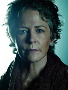 Carol's been the queen of Season 5. Leading into Sunday's season finale, actress Melissa McBride breaks down her key scenes with Sam and Rick.