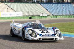 24 heures du Mans 1971 - Porsche 917K #22 - Drivers: Helmut Marko - Gys van Lennep - 1st
