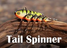"Best brand in Ice fishing ""Spin Mad"""