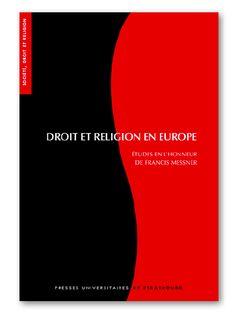 Droit et religion en Europe Toulouse, Religion, Europe, Archipelago, Law