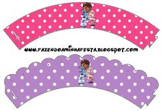 Imprimibles Barbie Princesa y Pop Star Girl Birthday Themes, Barbie Birthday, Kids Party Themes, Doc Mcstuffins, Polly Pocket, Rapunzel Cupcakes, Daisy Duck Party, Tangled Birthday Party, Oh My Fiesta
