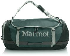 Marmot Long Hauler Duffle Bag Dark Mineral/Dark Zinc One Size