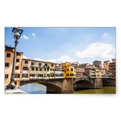 Ponte Vecchio - Florence Sticker - $5.50