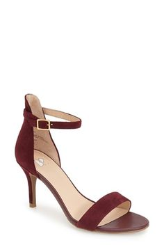 BP. 'Luminate' Ankle Strap Sandal (Women) available at #Nordstrom - $59.95