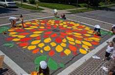 Slowing Down Streets With Art Under Your Feet | Co.Exist | ideas + impact