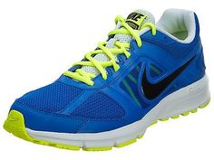 Nike Relentless 3 Msl Mens 616353-403 Blue Volt Athletic Running Shoes Size 10