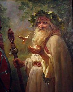 Druid themagicfarawayttree