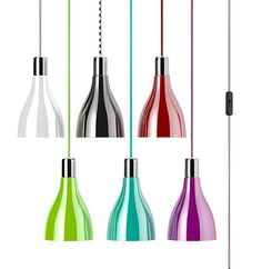 Colours lampeskjerm