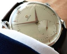 Original Omega Oversize Uhr Kaliber 266