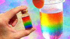 Aprende como crear un arcoíris en casa ➡➤ Experimentos fáciles para niños ✔️ Crea tu propio arcoíris con estas ideas sencillas para realizar en casa Science For Kids, Activities For Kids, Crafts For Kids, Mini Craft, Fathers Day Crafts, Crochet Bunny, Kids Education, Rainbow Colors, Ideas Para