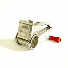 Aluminum Mouli Grater 40s / For Cheese Spices and by AttysVintage, $17.00