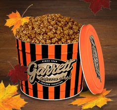 Reasons to Fall in Love with Garrett Popcorn!