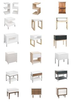 LIM side tables  www.lim.co.za Love To Shop, Side Tables, Dining Chairs, Shops, Sleep, Room, Furniture, Home Decor, Products