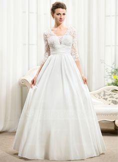 Robe de mariée princesse en dentelle JJ's House, 198,79€